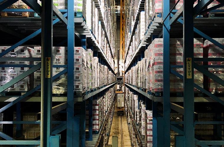 Logistica per e-commerce gestione magazzino